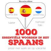 language learning course - 1000 essentiële woorden in het Spaans