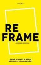 Boek cover Reframe van Marieke Hendrix