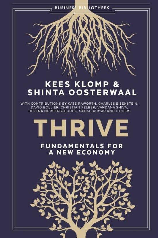 Boek cover Thrive van Kees Klomp (Paperback)