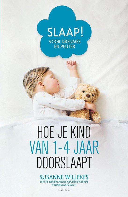 Boek cover Slaap! Voor dreumes en peuter van Susanne Willekes (Onbekend)