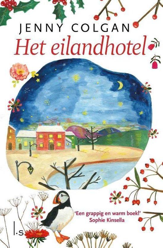 Boek cover Café Zon & Zee 4 -   Het eilandhotel van Jenny Colgan (Paperback)