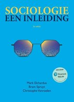 Sociologie, een inleiding, 3e editie met MyLab NL teogangscode