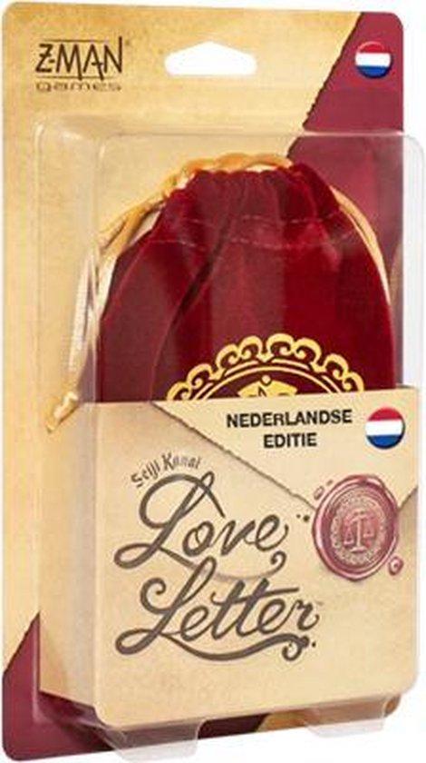 Love Letter - Kaartspel (Nieuwe Editie)