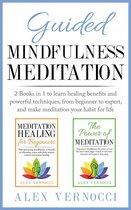 Omslag Guided Mindfulness Meditation