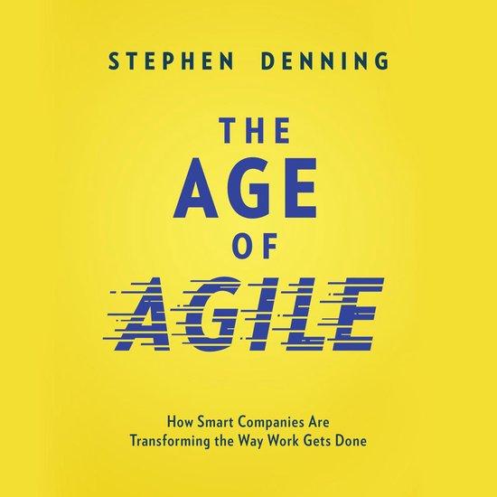 Boek cover Age of Agile, The van Stephen Denning (Onbekend)