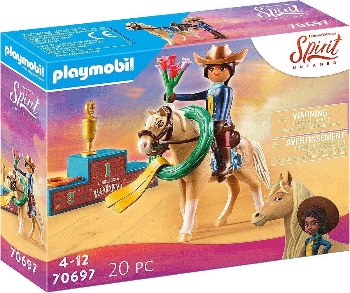 PLAYMOBIL PLAYMOBIL Spirit Riding Free: Rodeo Pru (70697)