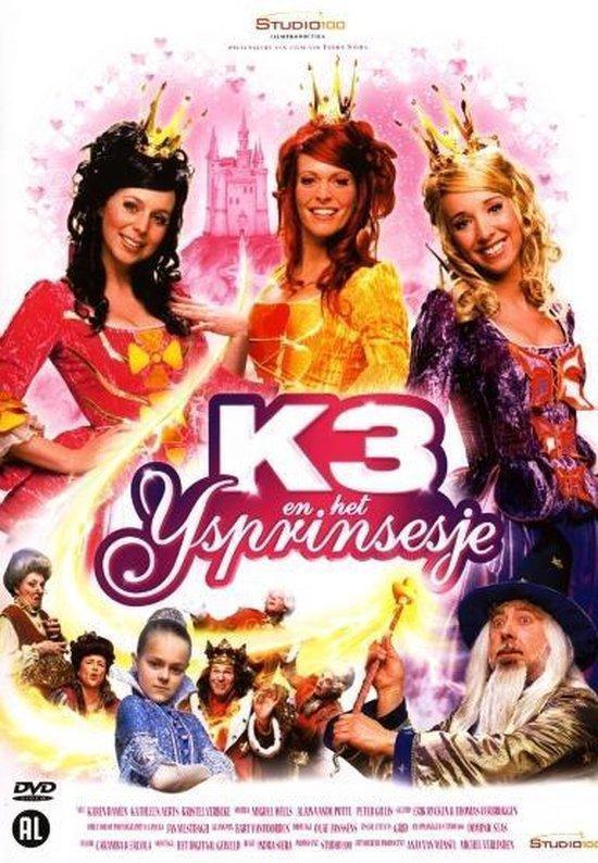 CD cover van K3 en het IJsprinsesje van K3