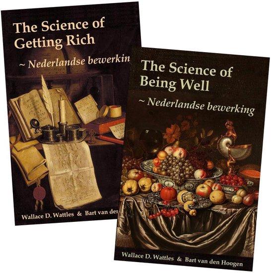 Boek cover VOORDEELBUNDEL Nederlandse Bewerking The Science of Getting Rich en The Science of Being Well van Wallace D. Wattles & Bart van de (Paperback)