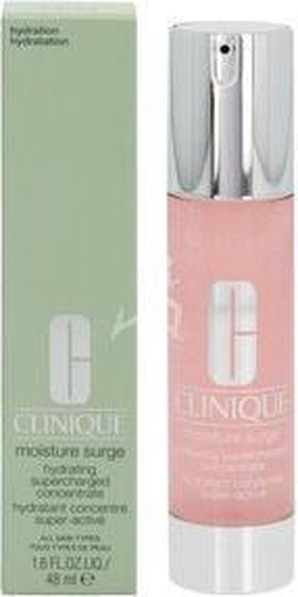 Clinique Moisture Surge Hydrating Supercharged Concentrate Serum - 48 ml