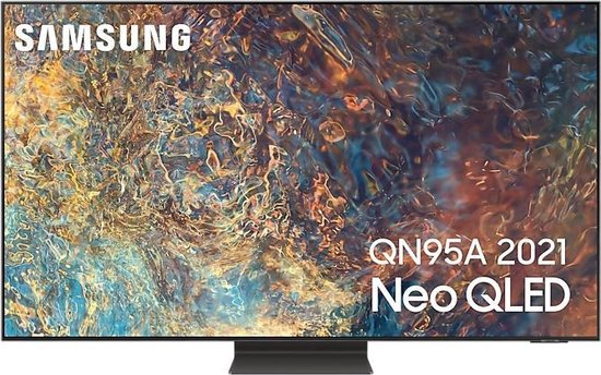Samsung QE55QN95A - 55 inch - 4K Neo QLED - 2021 - Europees model