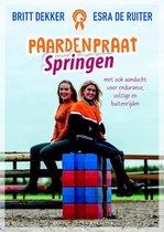 Paardenpraat tv Britt & Esra  -   Springen