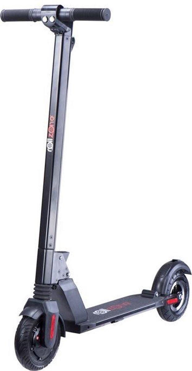 Rollzone ES06 Elektrische Step - Zwart - Opvouwbare Elektrische Step -Digitale display - 24V Lithium - 250 Watt motor - Max 30km/u - Actieradius 20-25km