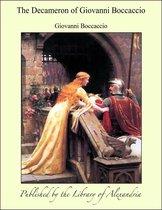 Boek cover The Decameron of Giovanni Boccaccio van Giovanni Boccaccio