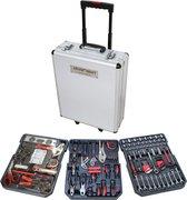 Adler Kraft Gereedschapskoffer - Inclusief gereedschap - 499 delig