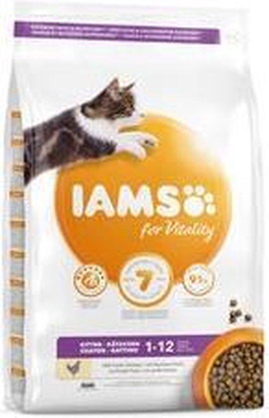 Iams Proactive Health - Kitten & Junior - Kip - 10 kg