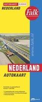 Falk autokaart Nederland classic