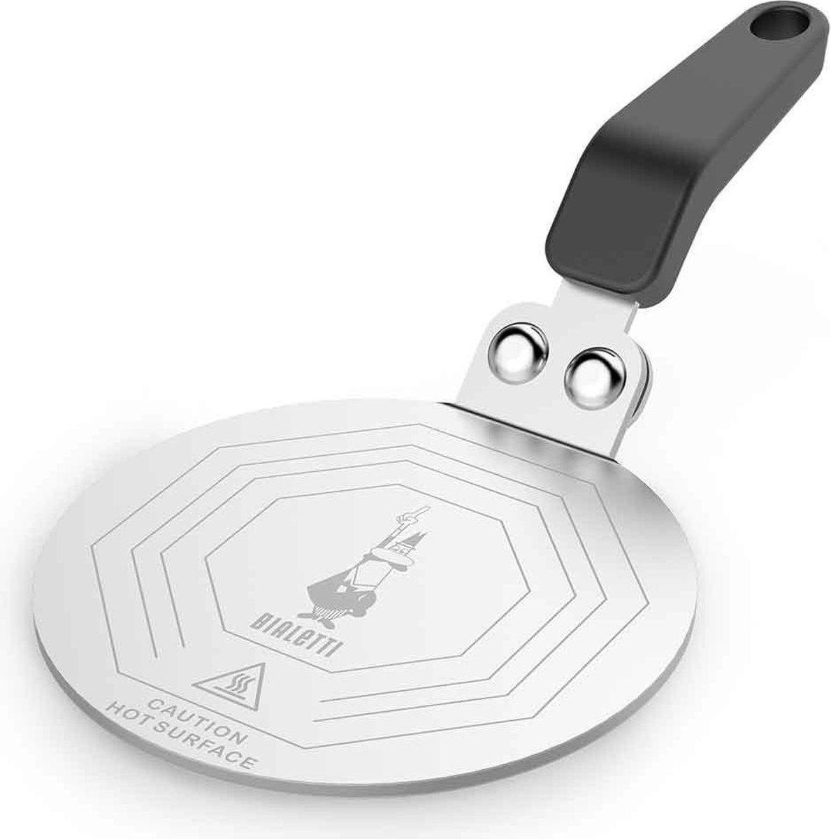 Bialetti inductieplaatje voor inductiekooplaat -  13cm