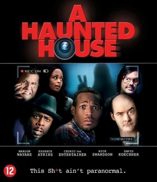 Cover van de film 'A Haunted House'