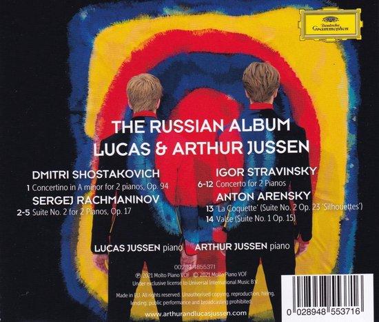 The Russian Album