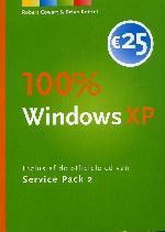 Cover van het boek '100% Windows XP + CD-ROM' van  Cowart en  Knittel