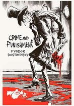 Boek cover Crime and Punishment van Fyodor Dostoevsky (Paperback)