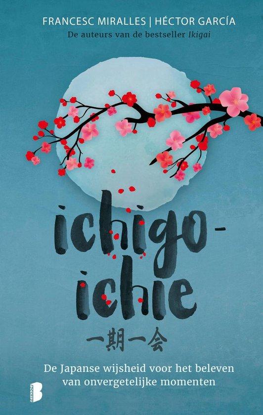 Boek cover Ichigo-ichie van Francesc Miralles (Onbekend)