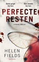 Boek cover D.I. Callanach 1 -   Perfecte resten van Helen Fields (Paperback)