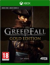 Greedfall - Gold Edition - Xbox One & Xbox Series X
