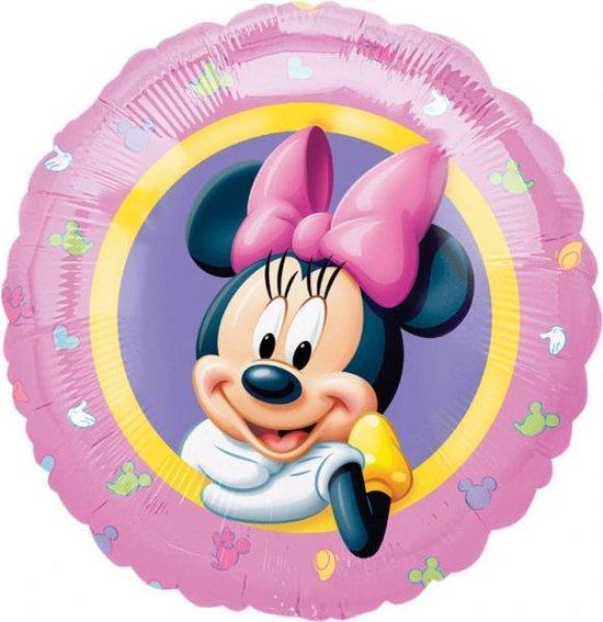 AMSCAN - Aluminium ballon Minnie Mouse - Decoratie > Ballonnen
