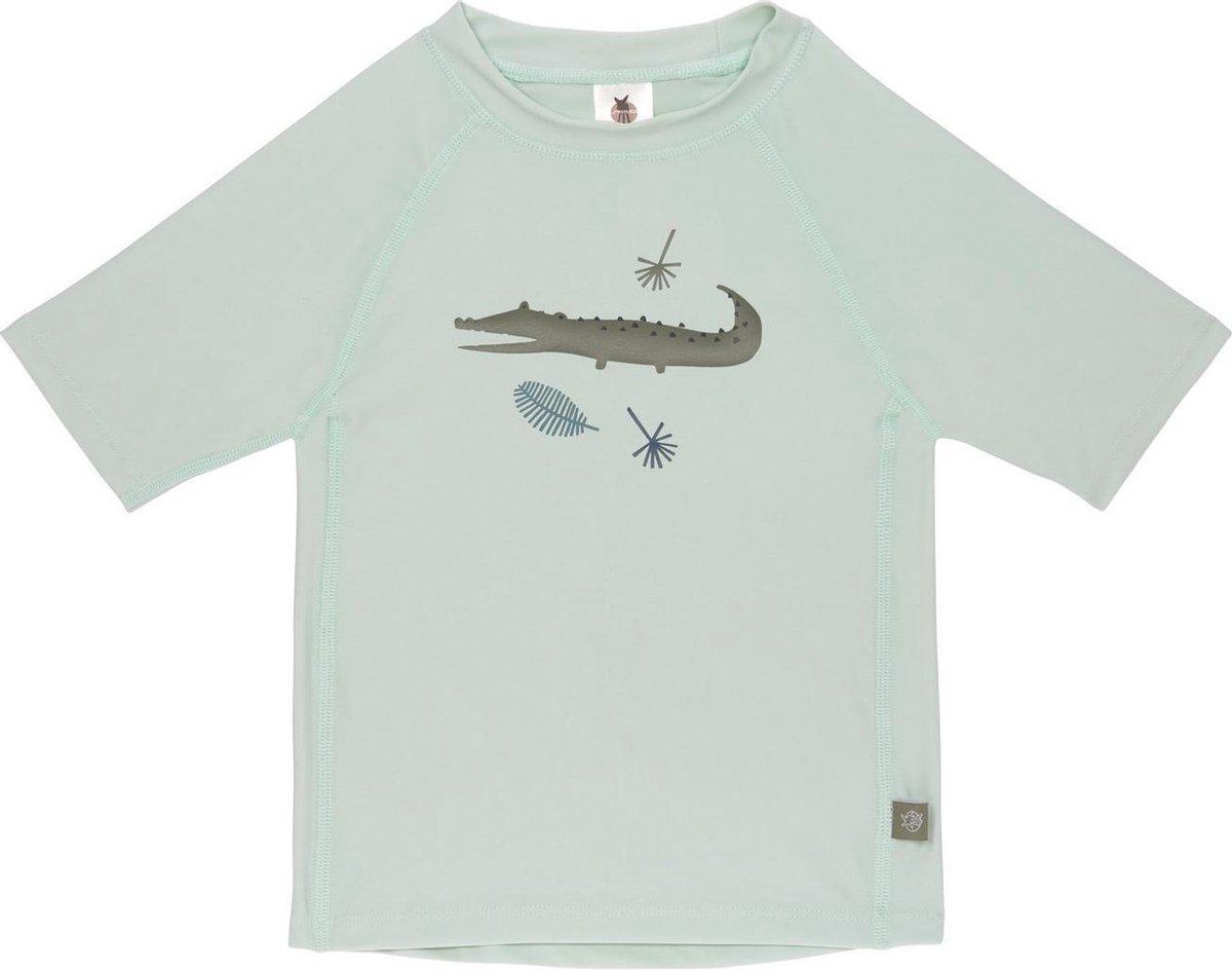 Lässig UV Shirt Crocodile - korte mouw - Kleding maten in cm UV (shirts, badkpakjes etc): 92