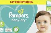 Pampers Baby Dry Maat 5 - 92 Luiers Voordeelverpakking