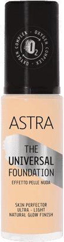 Astra – The Universal Foundation – 02W