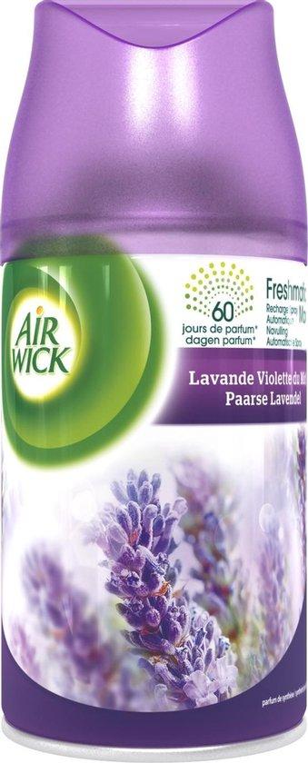 Air Wick Freshmatic Relax Luchtverfrisser - Navulling - 3x250ml