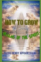 How to Grow in the Realms of the Spirit: Divine Keys to Spiritual Growth