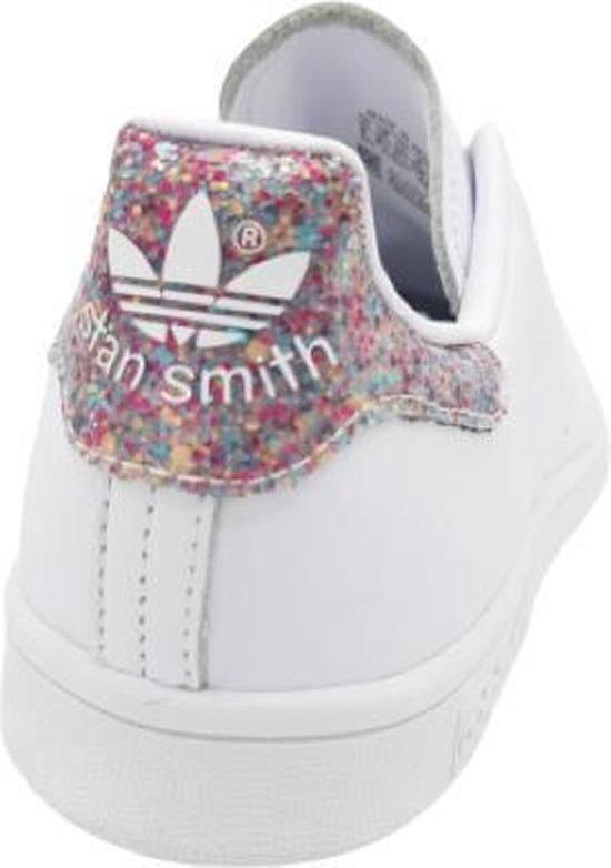 Adidas Stan Smith Glitter - Dames Schoenen maat 36 2/3