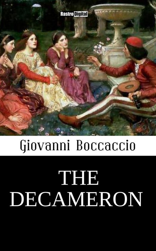 Boek cover The Decameron van Giovanni Boccaccio