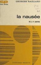La nausée, de J.-P. Sartre