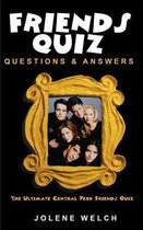 Friends Quiz Questions and Answers