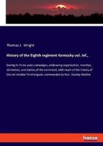 History of the Eighth regiment Kentucky vol. inf.,