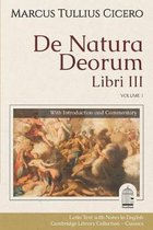 De Natura Deorum Libri III: Volume 1. With Introduction and Commentary. Cambridge Library Collection. Classics. OpenDoor