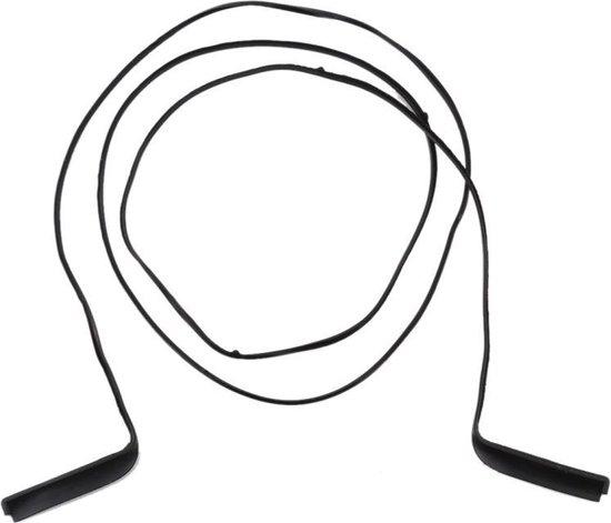 Lcd-scherm Ring Bezel Frame Rubber voor Macbook Pro 15 inch A1707 (2016-2017)