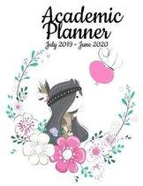Academic Planner July 2019- June 2020