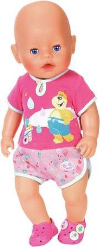 BABY born Pyjama met Schoenen - Poppenkleding - 43cm