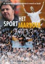 Sportjaarboek 2003