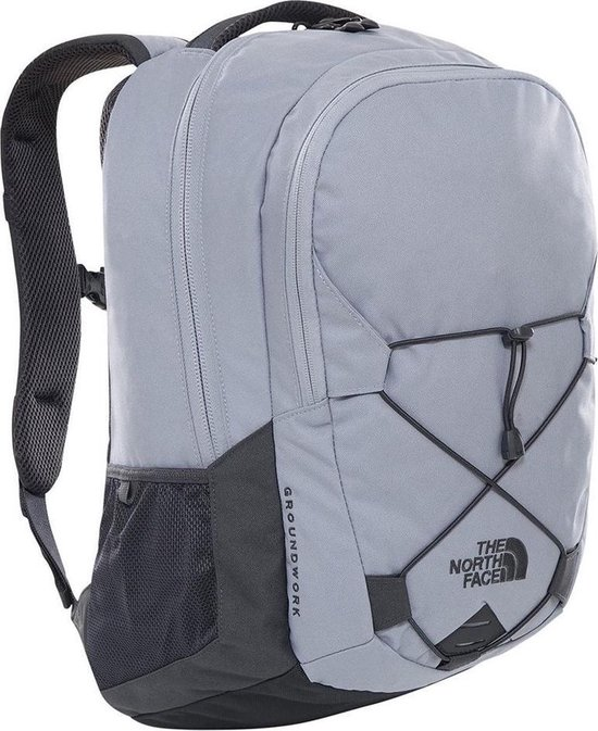 The North Face Groundwork Rugzak - 27,5 Liter - Mid Grey
