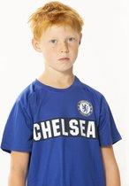 Chelsea thuis tenue - Officieel Chelsea FC product - home voetbaltenue - shirt en broek - maat 128
