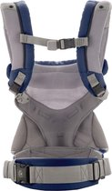 Ergobaby 360 Carrier Draagzak Cool Air - French Blue