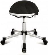 Half Ball - Werkstoel / werkkruk/ verhoogde bureaustoel