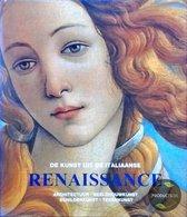 Boek cover De kunst uit de italiaanse renaissance van Rolf Toman