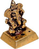 Wierookbrander Ganesha messing - 4.5 - 54 - Messing - Metaal - M